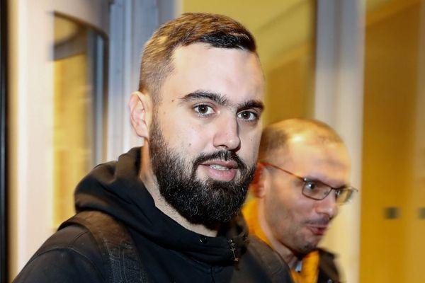 Eric Drouet, initiateur de la première mobilisation nationale des gilets jaunes le 17 novembre 2018.