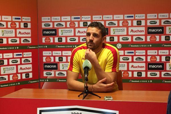 Jean-Louis Leca est arrivé en 2018 au RC Lens.