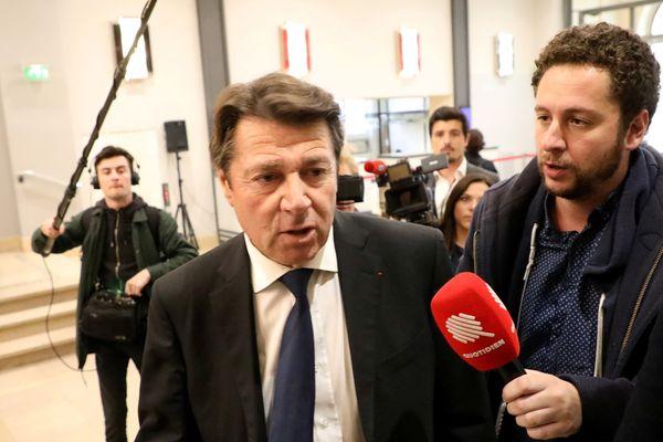"""""""Le premier mot dans ma famille politique, au lendemain de la victoire d'Emmanuel Macron, ça doit être rassemblement"""" selon Christian Estrosi"""