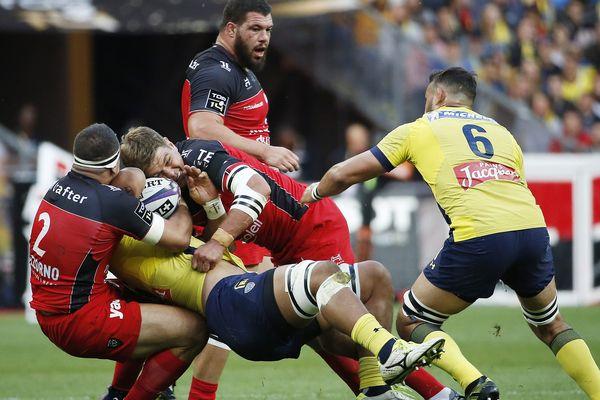 Opposition de style de la part de Toulon et de Clermont, deux équipes habituées aux finales de championnat.