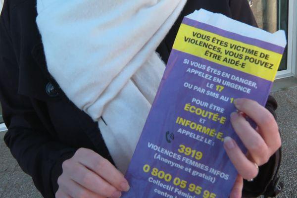 Les numéros d'appel d'urgence en cas de violence