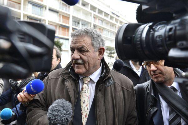 René Marratier, l' ancien maire de La Faute sur mer au moment de la tempête, a été condamné à quatre ans de prison ferme en 1ère instance.