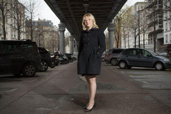 La maire LR de Taverny Florence Portelli.