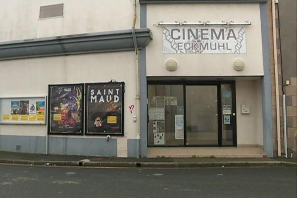 Le cinéma Eckmühl de Penmarc'h voit portes closes pendant le confinement