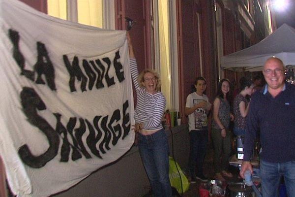 """Une """"moule sauvage"""" : des Lillois font de la résistance."""