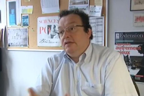 Jean Petaux, politologue