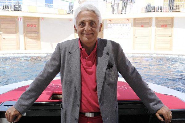 Patrick Partouche, actuel actionnaire minoritaire du VAFC