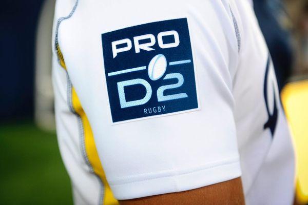 """Les maillots """"extérieurs"""" de l'USON Nevers Rugby pour la saison 2019-2020"""