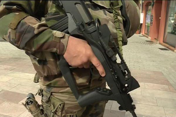Belfort : sécurisation pour les lieux de culte