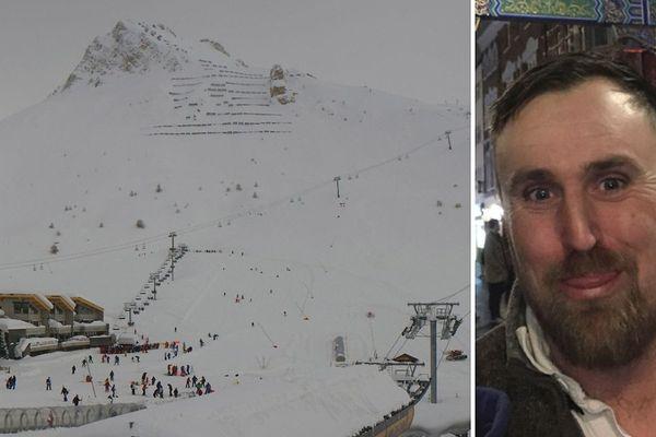 John PROMELL âgé de 39 ans, de nationalité britannique, est introuvable depuis dimanche 7 janvier en fin d'après midi.