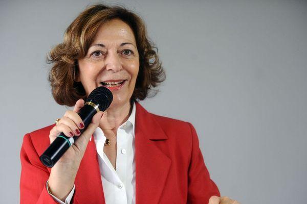 Anne-Marie Idrac à Toulouse (31) le 5/05/2015