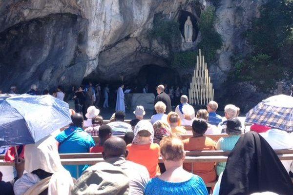La sécurité va être renforcée à Lourdes.