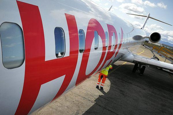 La compagnie Hop ! Air France va ouvrir deux nouvelles lignes sur Caen