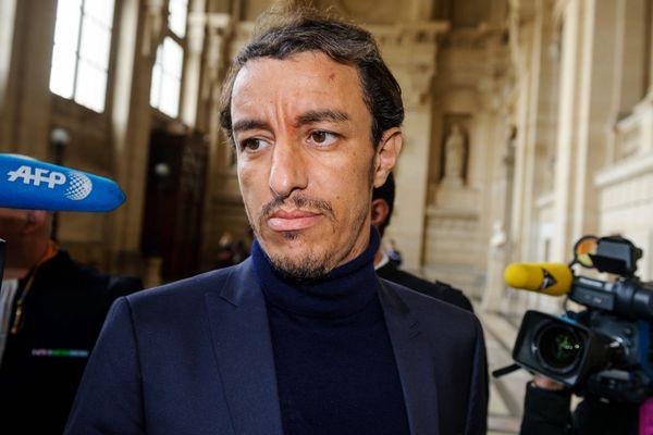 Karim Achoui, en 2013.