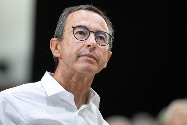 Bruno Retailleau à l'université d'été de rentrée des Républicains Pays de la Loire, en août 2019