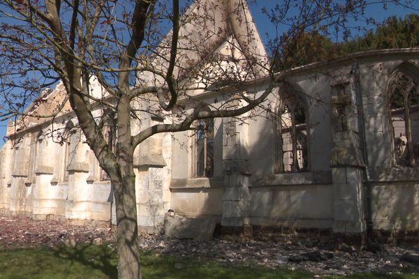 L'église de Romilly-la-Puthenay va être reconstruite
