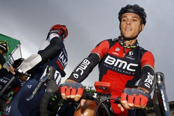 Philippe Gilbert ne prendra pas le départ de la 3ème étape de paris-Nice.