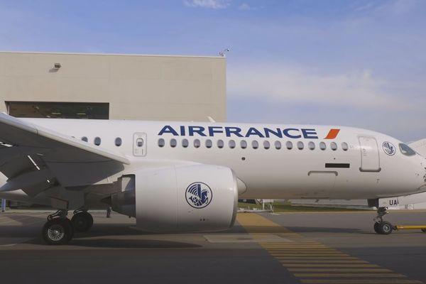 Canada - le premier airbus A220-300 rejoindra la flotte d'Air France en septembre 2021.