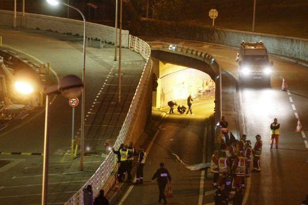 La fusillade avait fait deux morts le 10 novembre à la sortie du tunnel Prado-Carénage, à proximité du Vieux-Port de Marseille.