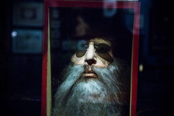 5- une vitrine du Musée Méliès