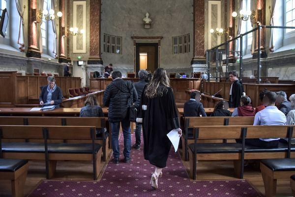Pau - procès de Cédric Bernasconi meurtrier présumé de Mélodie Massé, 23 ans, originaire de Béziers enceinte, violée et tuée en septembre 2017 à Ustaritz - 25 septembre 2019.