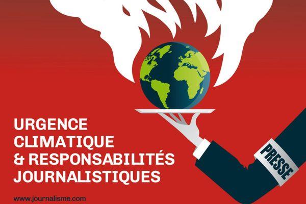 """Tours : """"Chaud devant !"""", les Assises du journalisme dédiées à l'information en temps de crise sanitaire et climatique."""