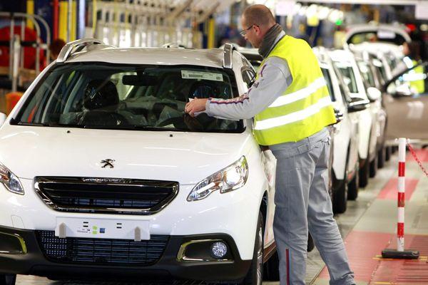 La production de ce modèle va passer à environ 860 véhicules par jour