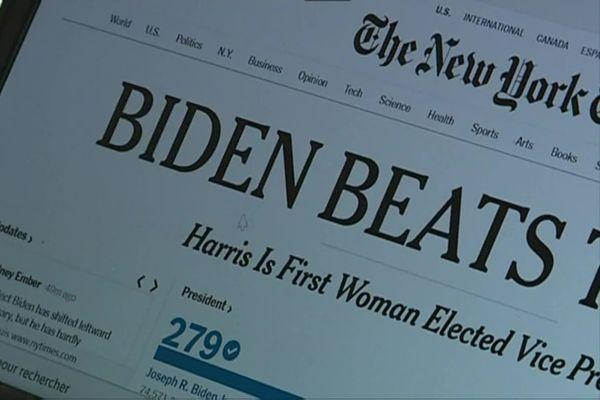 La presse en ligne, une façon de rester connecté avec son pays et d'y suivre les derniers événements