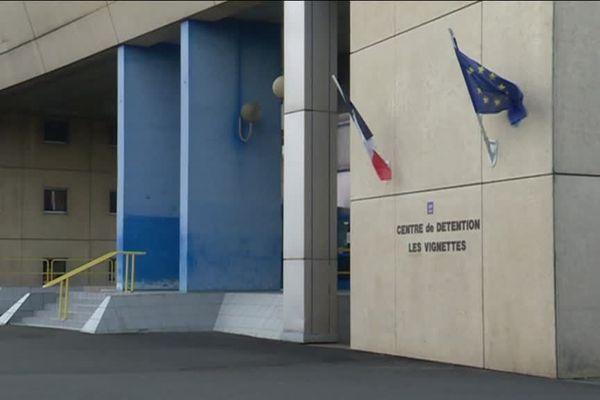 Le centre de détention de Val de Reuil (Eure) -Archives