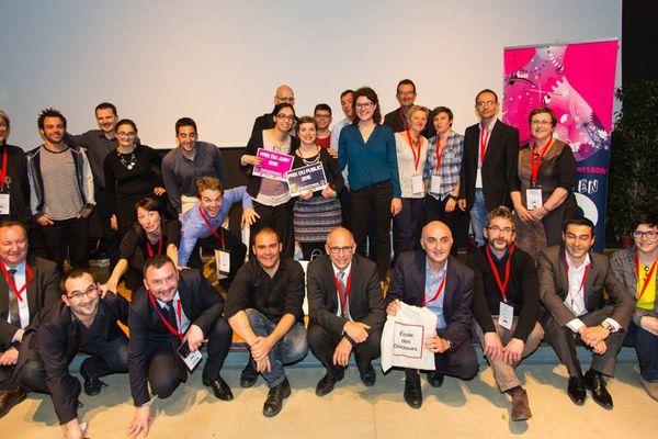 Les finalistes de l'édition 2015