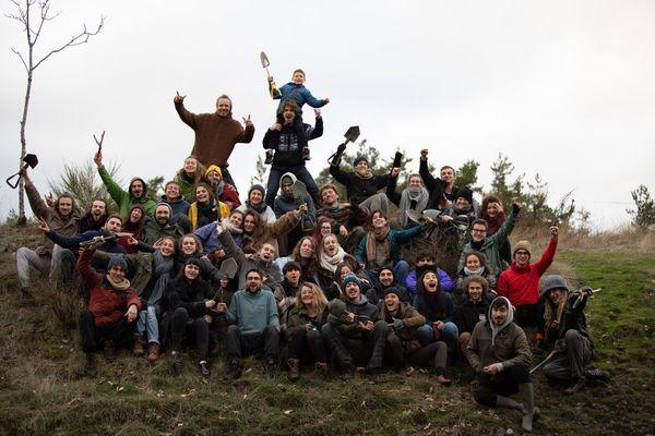 Chantier participatif Etika Mondo
