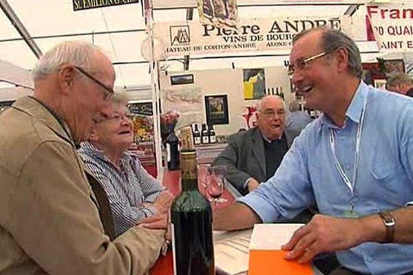 La famille Janoueix vend son vin de Bordeaux aux Normands depuis 100 ans