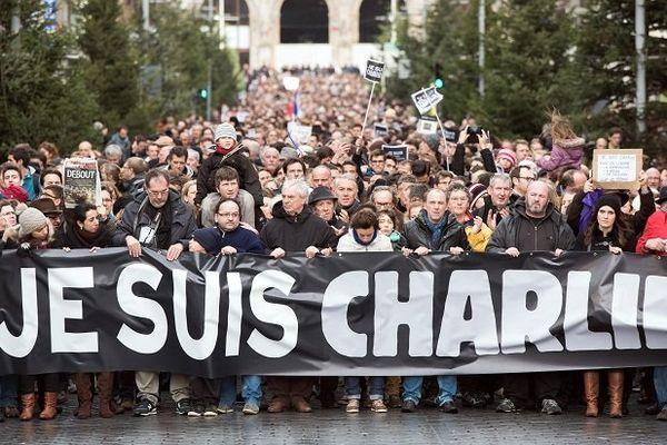 Manifestation à Lille du 10 janvier 2015