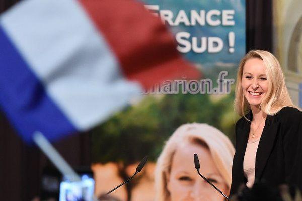 Marion Maréchal atteint plus de 60 % des suffrages dans dans une vingtaine de communes du Vaucluse et du Var.