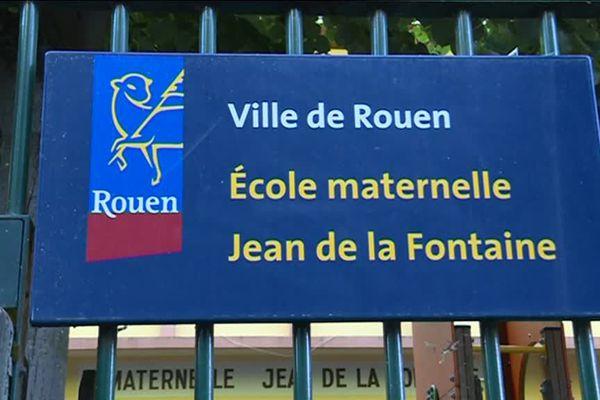Ecole Jean de la Fontaine, à Rouen