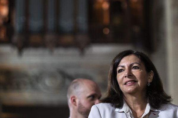 Anne Hidalgo défend son bilan et les nombreux travaux à Paris dans un entretien à paraître dans Paris Match.