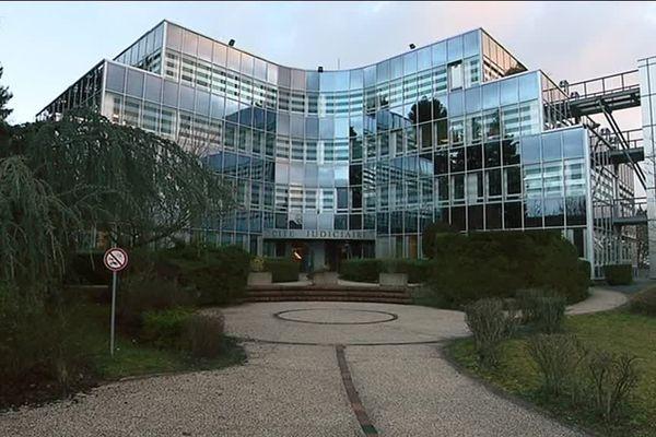 Le palais de justice de Montbéliard, le 10 novembre 2018.