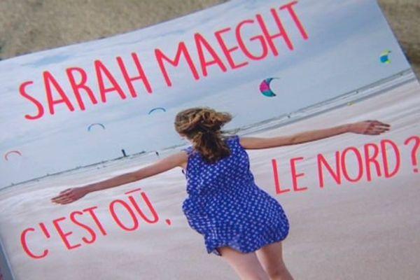 Le premier roman de Sarah Maeght est paru le 7 avril chez Albin Michel
