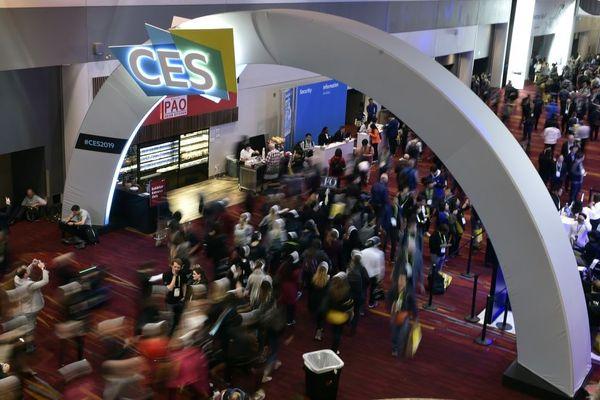 Le Consumer Electronic Show (CES) est le plus grand salon du monde dédié aux innovations électroniques