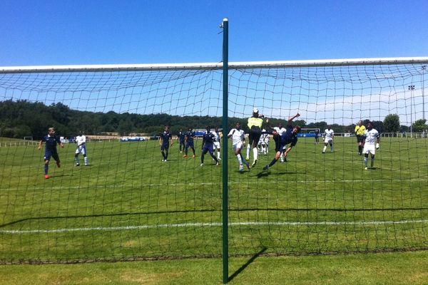 L'équipe de France a gagné face au Congo en amical