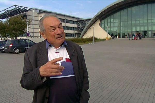 Jacques Bierne - Professeur émérite des Universités