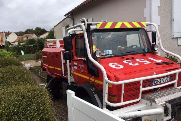 Les pompiers de Dordogne sont intervenus sur de nombreux sinistres