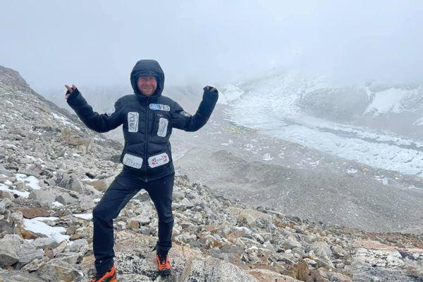 John Kubler, en route pour l'Everest
