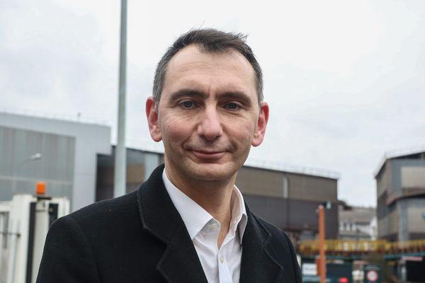 Chef de file du Rassemblement National pour l'Aube et le Grand Est, Laurent Jacobelli est le premier à s'être déclaré pour ces régionales 2021.
