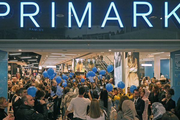 L'ouverture du premier magasin Primark de France à Lyon en 2015 (illustration)