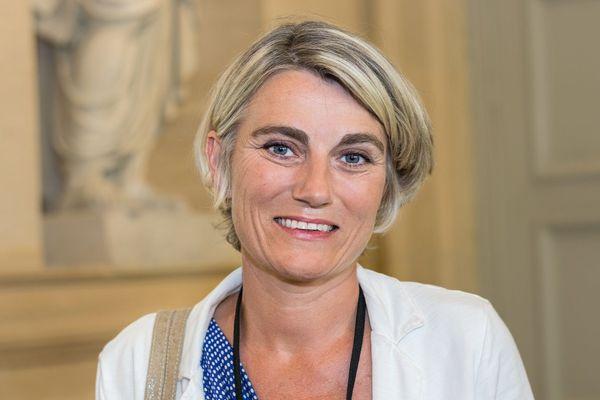 Stéphanie Ris, députée LREM de la 1ère circonscription du Loiret