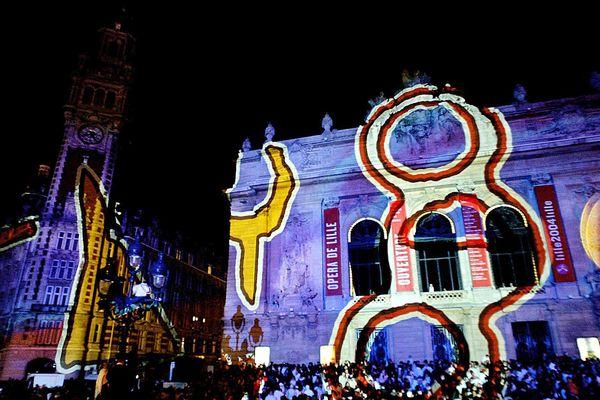 Lille en 2003, au coup d'envoi de son sacre comme Capitale Européenne de la culture