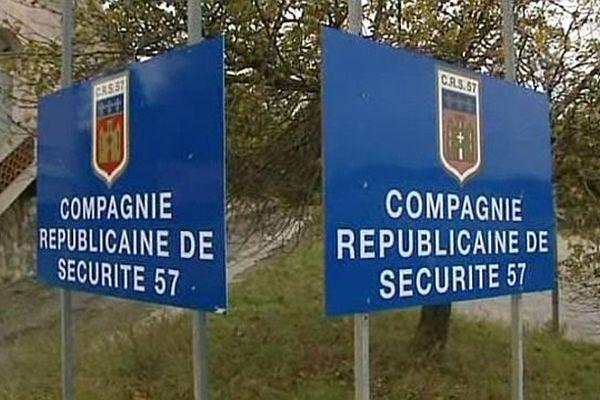 Carcassonne - la CRS 57 - 2013