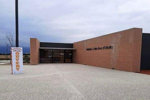 Pyrénées-Orientales : la miellerie coopérative d'Ortaffa a ouvert le 13 février 2021.