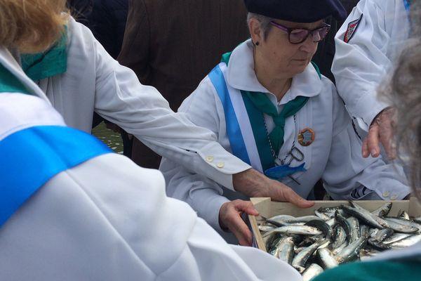 La sardine de printemps est célébrée à Saint-Gilles-Croix-de-Vie ce samedi 6 mais 2017